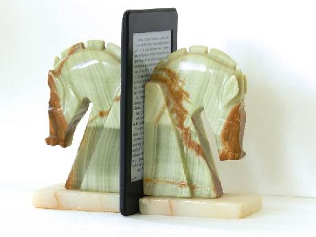 Electronic Reader & Bookends